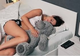 Plushies.tv Mara Blake – Grey Sex Scene