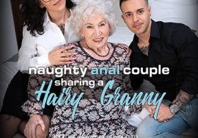 MATURE NL update   13762 honey i brought a hairy granny to join our anal threesome