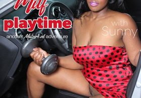MATURE NL update   13750 sunny is a beautiful black milf who gets very naughty when you ask her