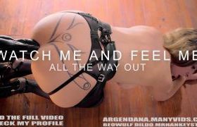 MANYVIDS ArgenDana in Extreme anal News FREE VIDEO