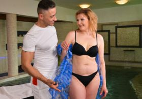 21sextreme A GILFs Spa Day starring Christine White