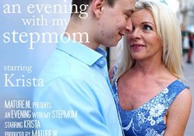 MATURE NL update   13536 an evening with his stepmom get s hotter by the minute