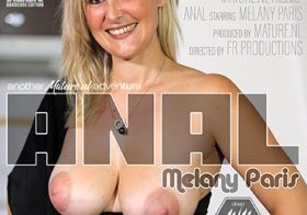 MATURE NL update   13778 hot milf melany paris loves anal hard and long