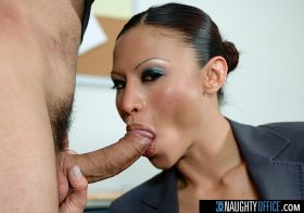 Naughty Office Naughty Office Jayna Oso Porn star Jayna Oso takes it up the ass Aug 9, 2020.mp4