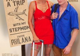 MATURE NL update   13809 taking a trip with his stepmom turned out into a taboo breaking night