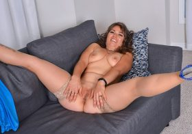 Anilos Candy in Cum With Candy