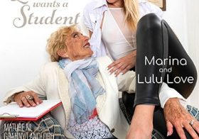 MATURE NL update   13823 granny landlord is looking for a lesbian student for her apartment