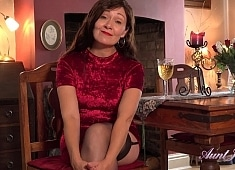Auntjudys Auntie Kitty Jerk-Off Instruction