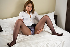 Legsjapan (Japanese AV) Ayano Hidaka Tights Ripping Masturbation