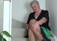 Auntjudys Candy Gives You An Upskirt Show