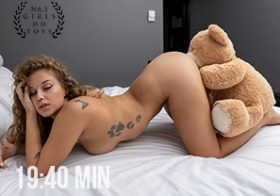 Plushies.tv Gabriella Sex Scene With Teddy