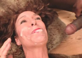Cumperfection Ophelia Lewis in BBC Fuck And Facial