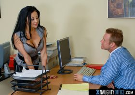 Naughty Office Naughty Office Audrey Bitoni Porn star Audrey Bitoni gets fucked in the office Nov 22, 2020.mp4