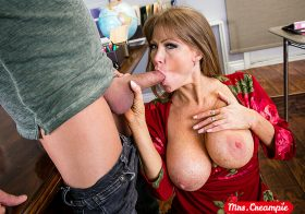 Mrs. Creampie Mrs. Creampie Darla Crane Porn star Hot Milf Darla Crane gets a creampie in class Dec 29, 2020.mp4