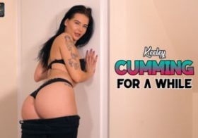 Wankitnow Keeley  Cumming For A While