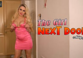 Wankitnow Ashley Jay  The Girl Next Door