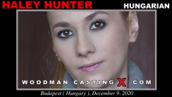 WoodmancastingX.com Haley Hunter Release: 32:21