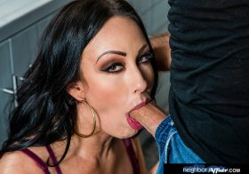 Naughty America Neighbor Affair Jennifer White Porn star Jennifer White gets neighbor's big cock Jan 19, 2021