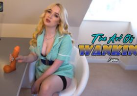 Wankitnow Lana  The Art Of Wanking