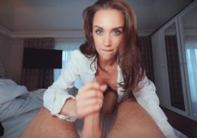 Modelhub luxurygirl Morning Sloppy Blowjob
