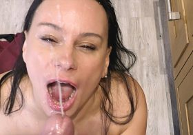 Cumperfection Eva May in I'm Home Honey!