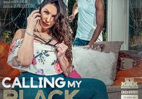 MATURE NL Curvy Josephine James is craving the big dick from her black neighbour