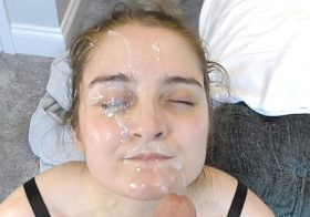 Cumperfection Miss Tamsin Riley in Give Me A Facial