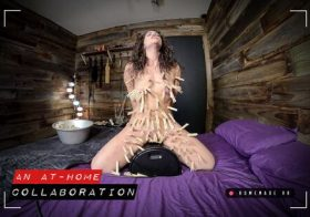 KinkVr Oh, The Pain You'll Feel VR Porn Video