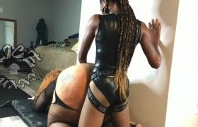 MANYVIDS RiceBunny in Taking Madame's Cock Backshots View