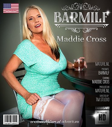 MILF Maddie Cross is eagerly waiting for you at the bar  Preview