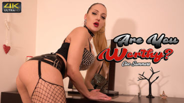 Cleo Summers  Are You Worthy?  Preview