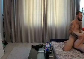 Voyeur-house.tv Katia and guest guys party and sex – Aug28/21